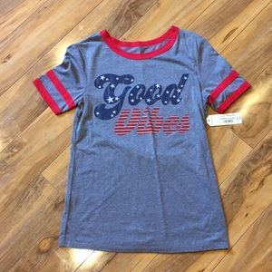 New with tags NWT small T-shirt. Arizona brand